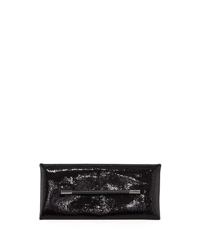 Ava Sequins Clutch Bag