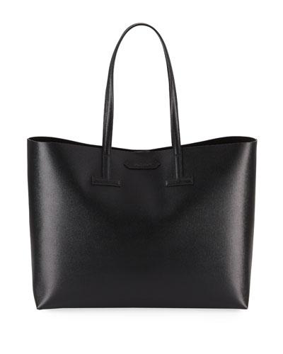 4d379567a517 Medium Saffiano Leather Tote Bag