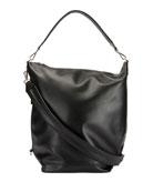 Large Calfskin Hobo Bag