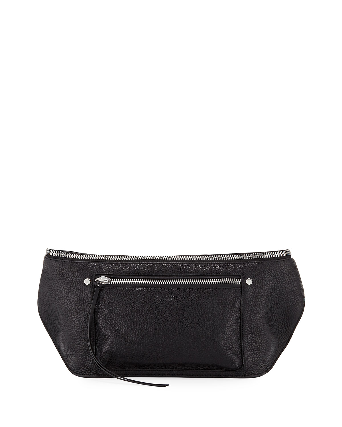 Elliot Large Leather Fanny Pack