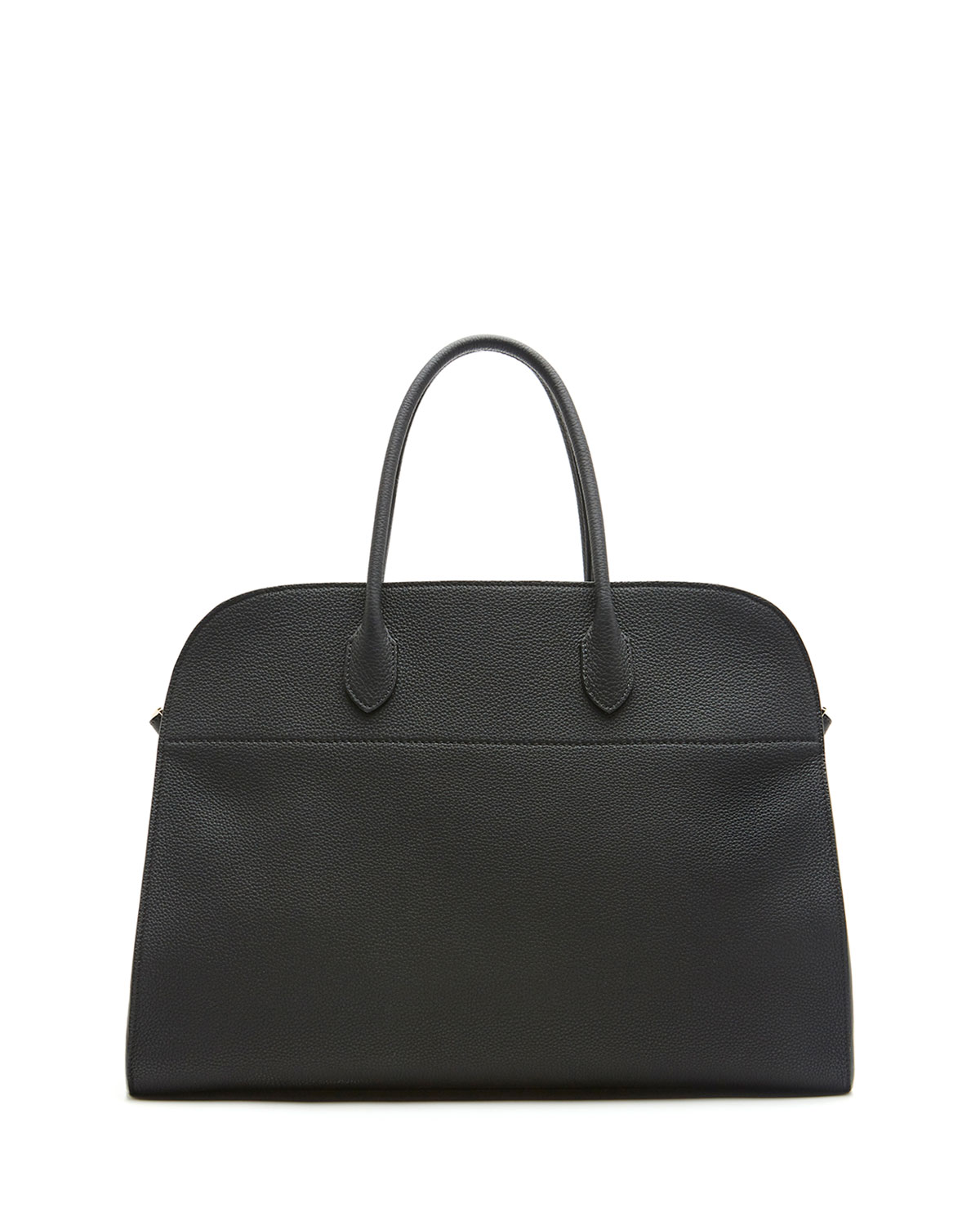 Margaux 17 Calfskin Top Handle Bag