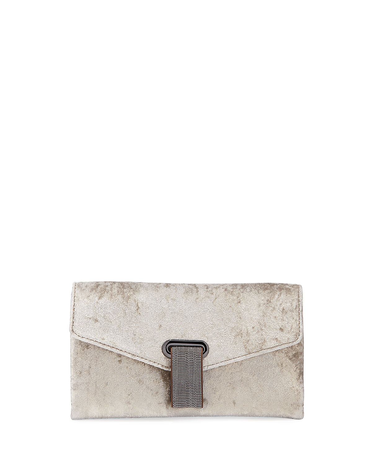 City Suede Crossbody Bag
