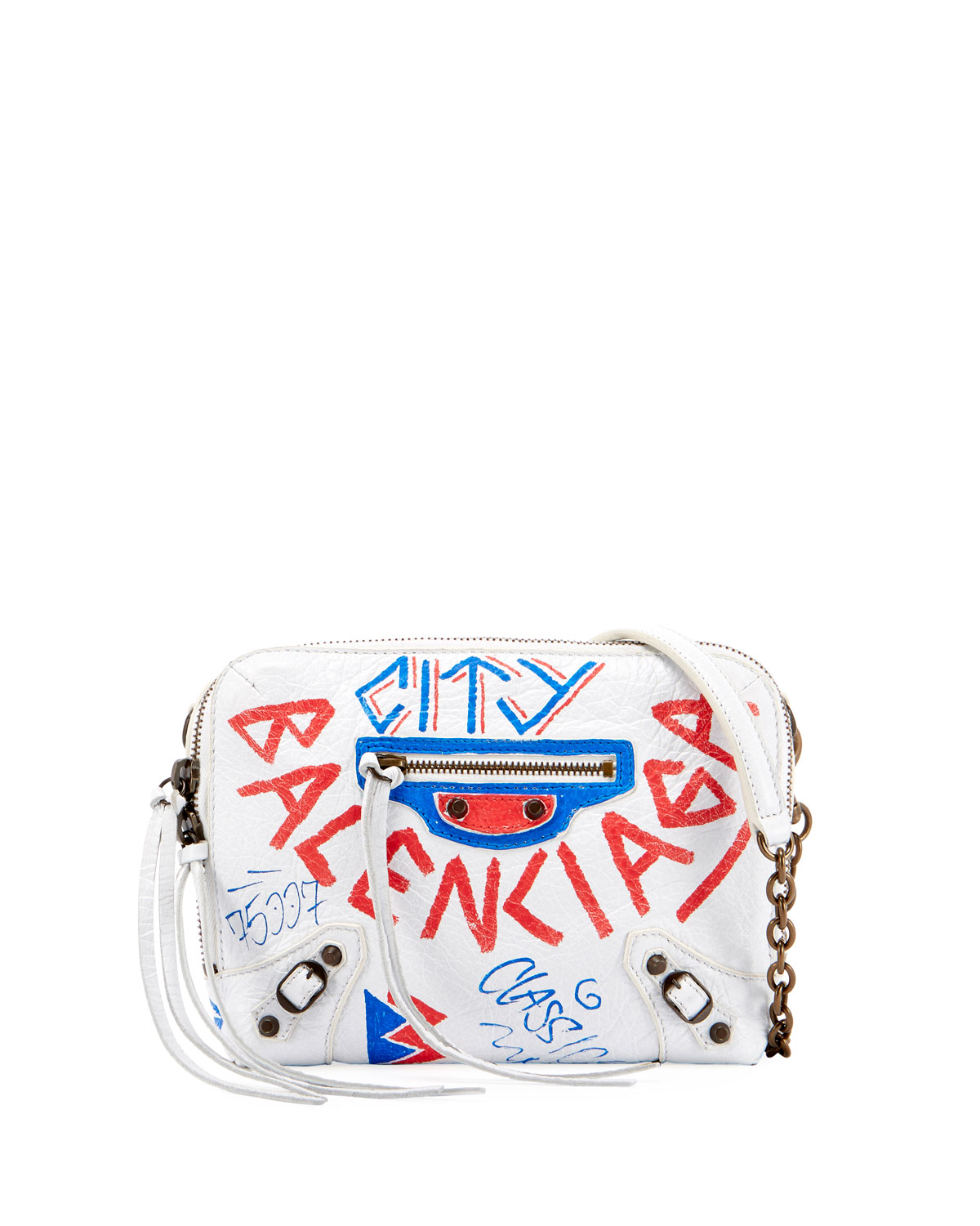 Graffiti Classic Reporter XS Crossbody Bag