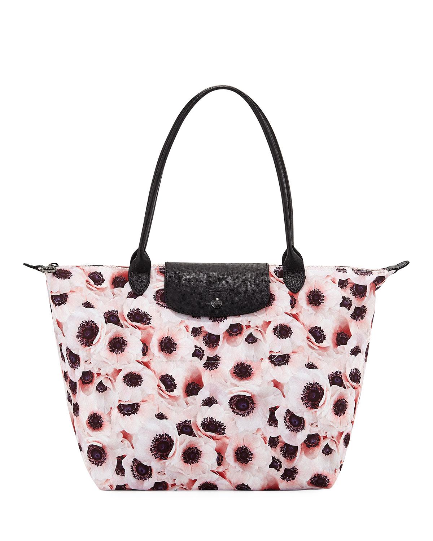 Le Pliage Anemone Large Shoulder Tote Bag