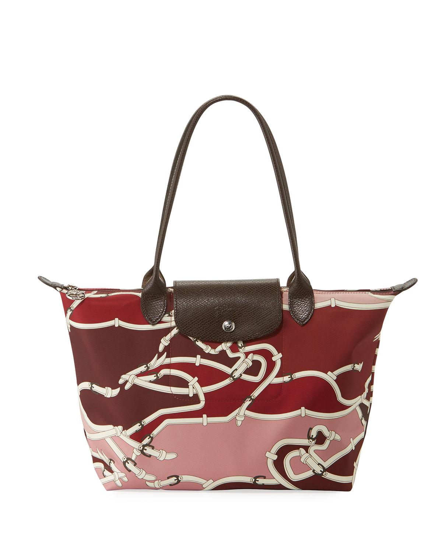 Le Pliage Galop Medium Shoulder Tote Bag