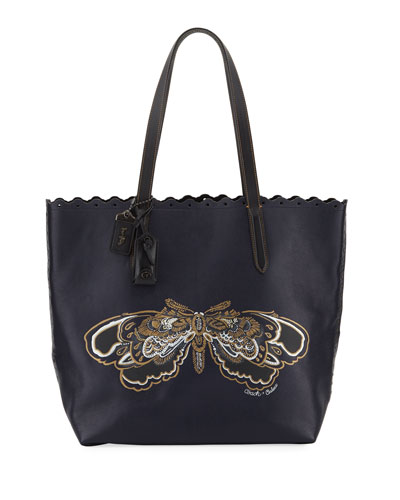 Exclusive Butterfly Tote Bag