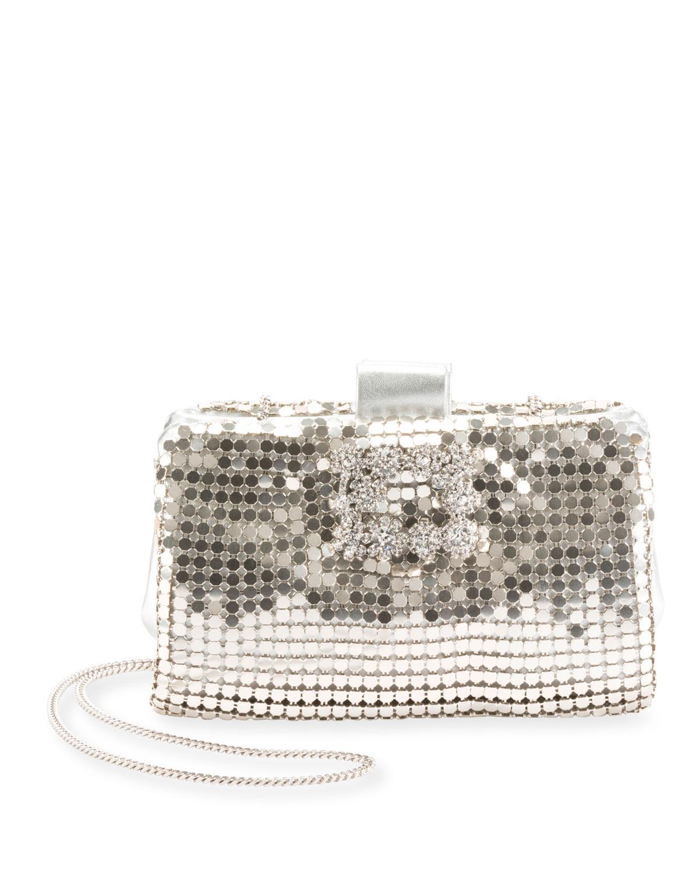 Cotte de Maille Soft Clutch Bag