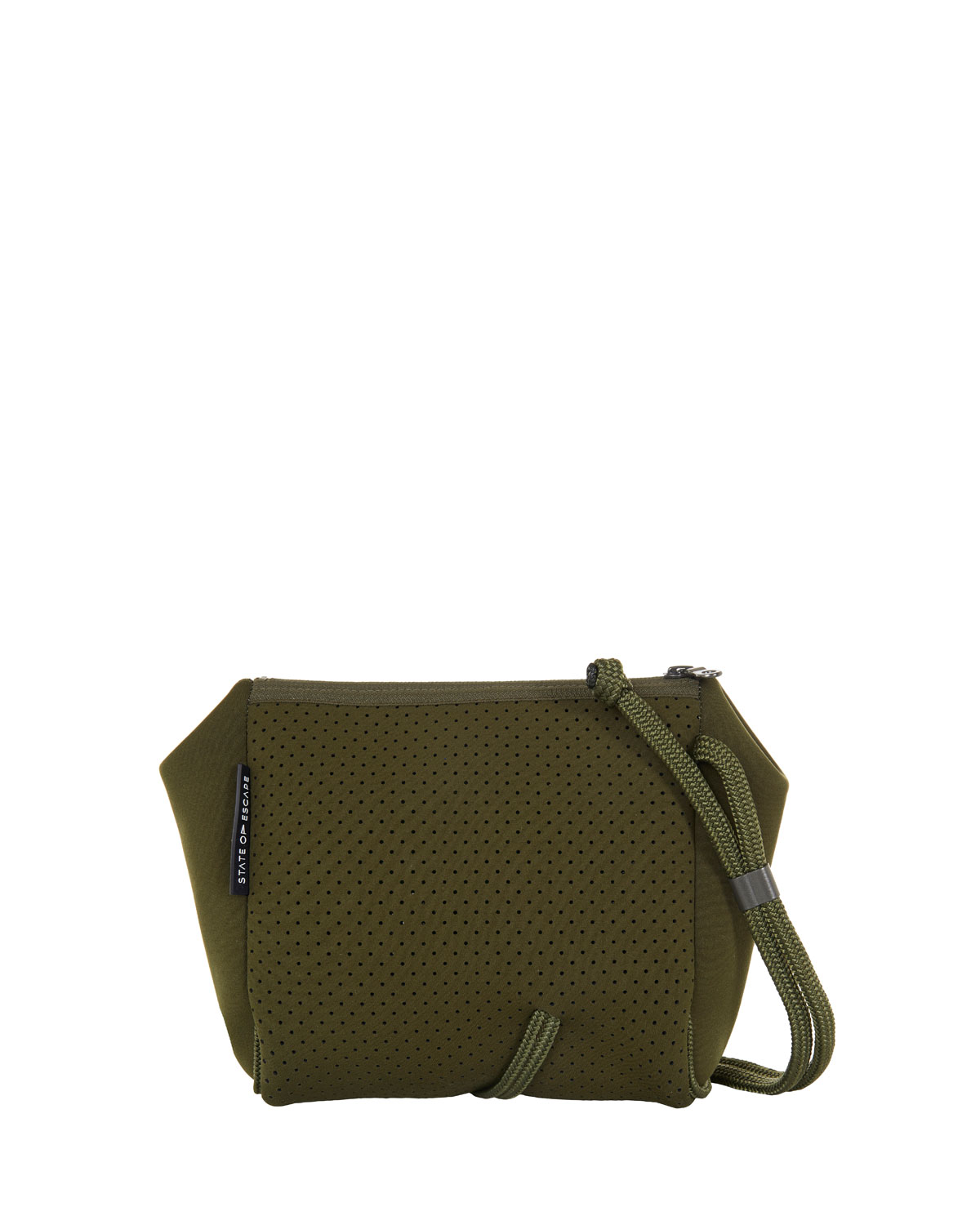 Festival Mini Crossbody Bag, Khaki
