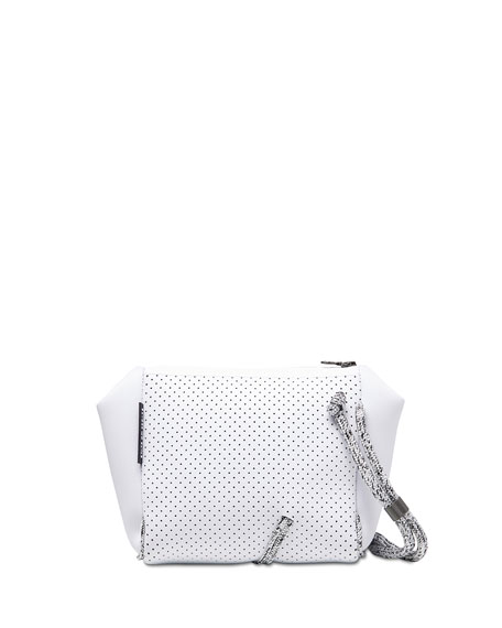 State of Escape Festival Mini Crossbody Bag, White