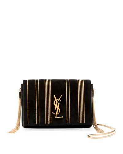 1810481260 Quick Look. Saint Laurent · Kate Monogram YSL Small ...