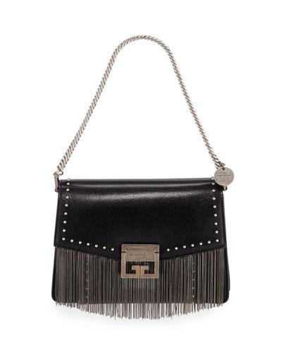 3c4b3c9e9bfb Leather Trim Nylon Handbag