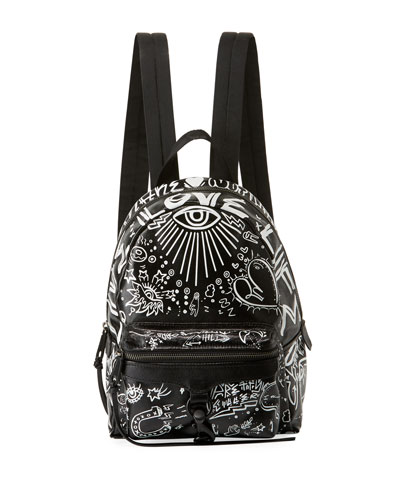 MAB Small Canvas Backpack