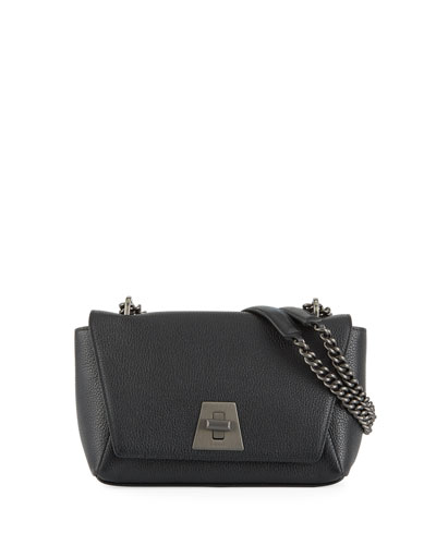 Anouk Day Small Cervo Calf Shoulder Bag