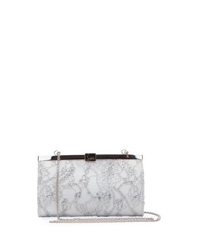 bae2476bbc Silver Clutch Bag