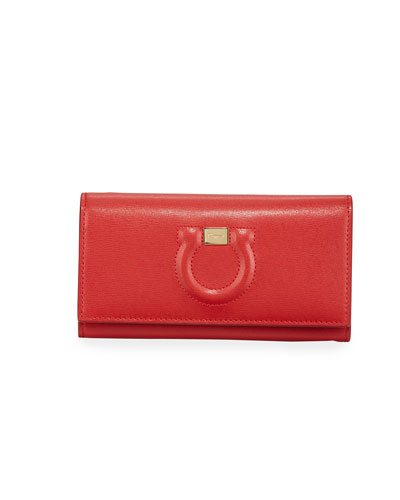 Gancio City Wallet On Chain, Red