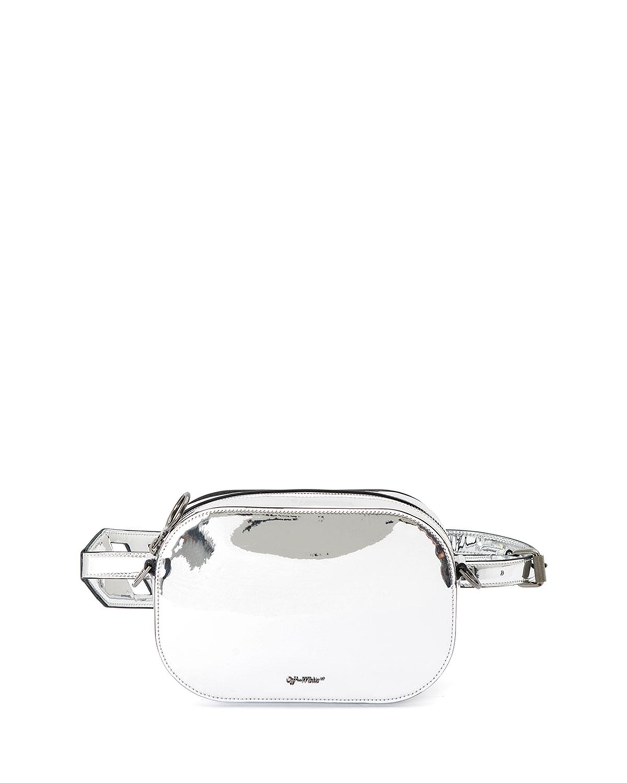 Mirror Leather Camera Bag