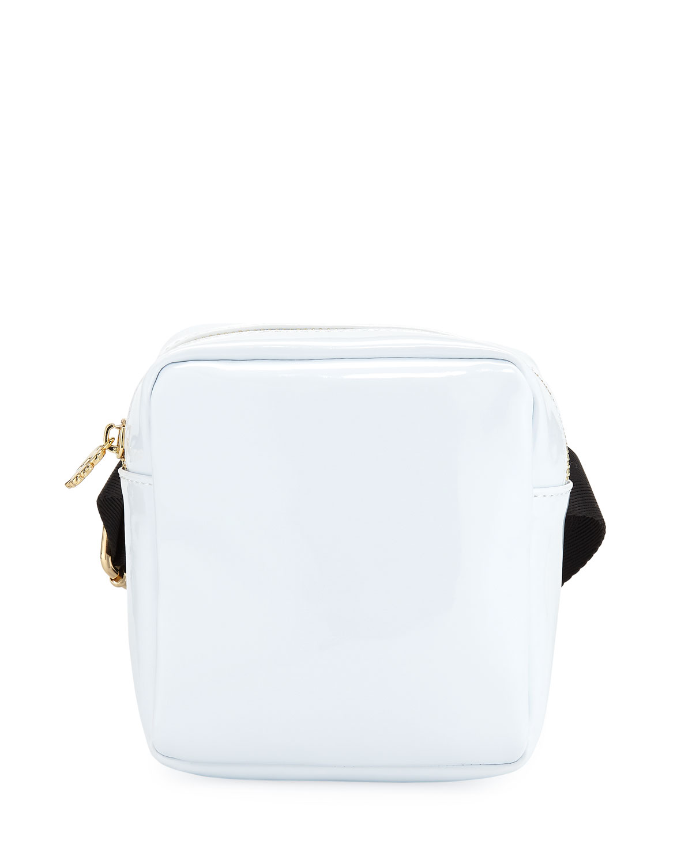 Belt Bag, White