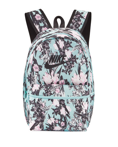 Heritage Floral Backpack
