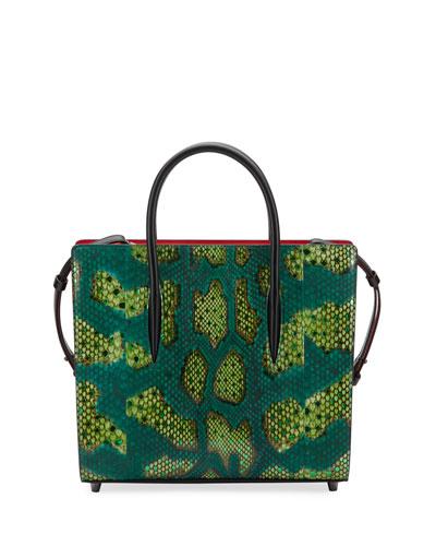 792ff09a18 Quick Look. Christian Louboutin · Paloma Medium Python Tote Bag