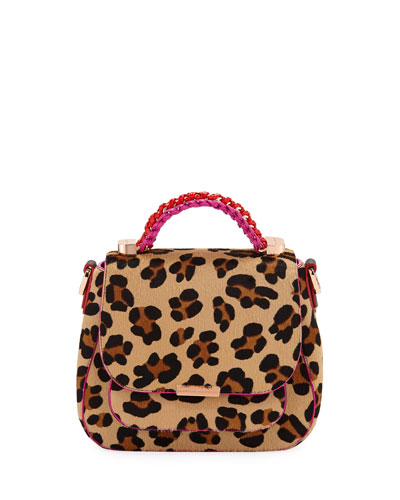 5628c624cf7e Quick Look. Sophia Webster · Eloise Leopard-Print Crossbody Bag