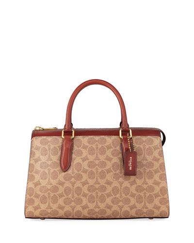 4d3c09e7117 Quick Look. Coach 1941 · Bond Signature Canvas Tote Bag
