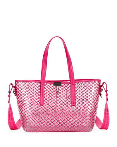Quick Look. Off-White · PVC Net Shopper Tote Bag ... 7694980df3
