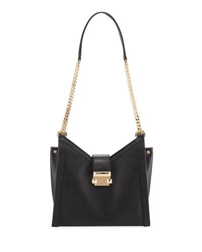 Whitney Medium Chain Shoulder Bag