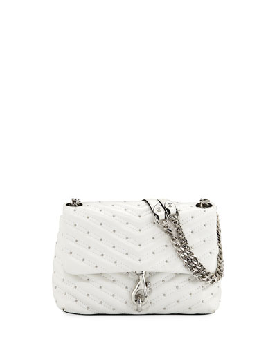 b2eacc75bc36 Quick Look. Rebecca Minkoff · Edie Quilted Leather Flap Crossbody Bag