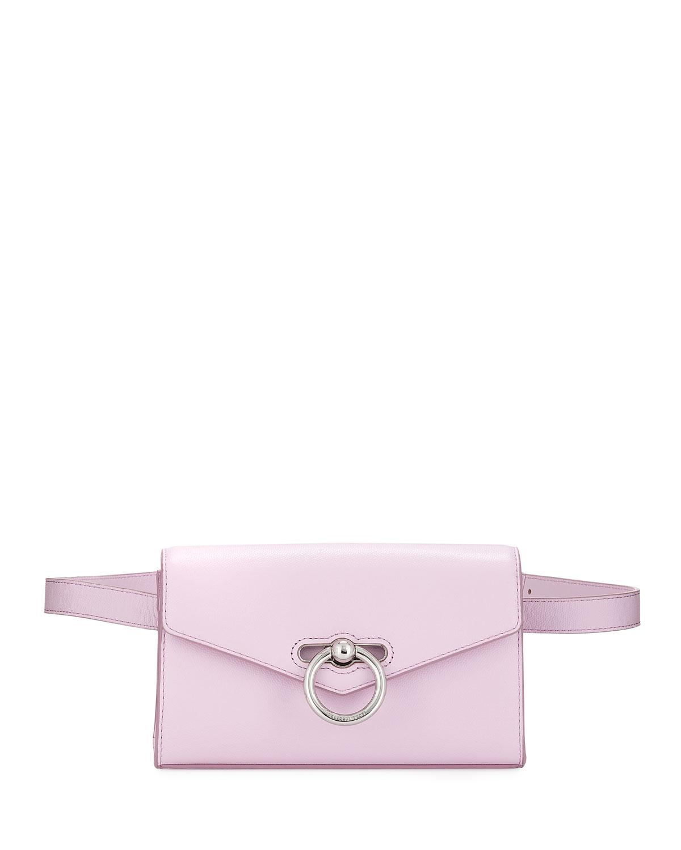 Jean Smooth Leather Belt Bag