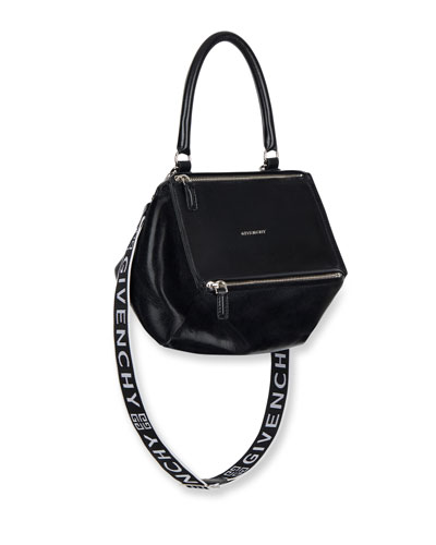 Quick Look. Givenchy · Pandora Small Smooth Leather Crossbody Bag ... cb3ff7708d290