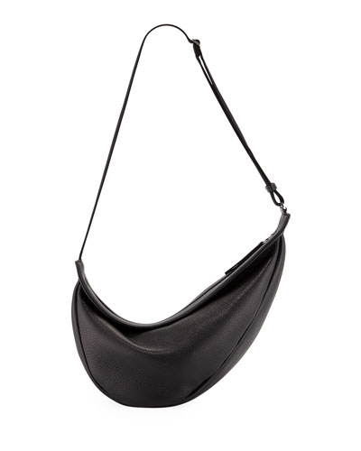 Quick Look. THE ROW · Slouchy Banana Large Leather Crossbody Bag e86c0a3bf2126