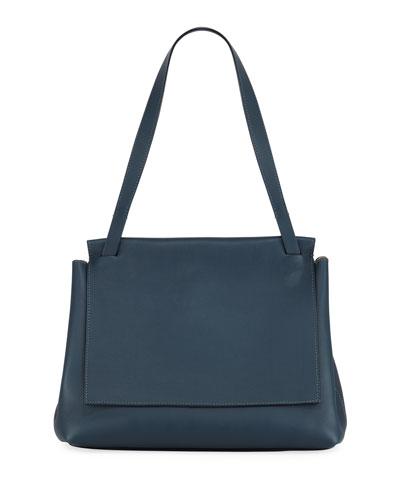 Sidekick Two Leather Shoulder Bag