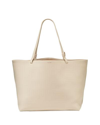 7580ca3c1c46 Grained Calfskin Tote Bag