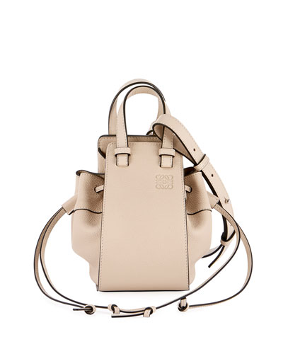 Hammock Mini Classic Shoulder Bag, Beige