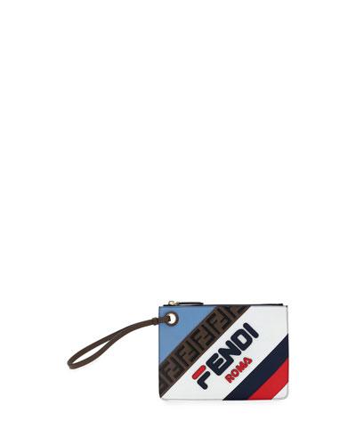 127447f8405e Quick Look. Fendi · Fendi Mania Small Flat Clutch Bag