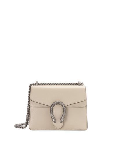 Quick Look. Gucci · Dionysus Mini Leather Shoulder Bag ... 1cd9691f66