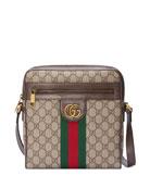 Gucci Ophidia GG Supreme Canvas Messenger Bag