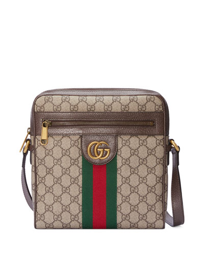 bd751fc4b Quick Look. Gucci · Ophidia GG Supreme Canvas Messenger Bag