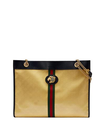 Medium Chain Tote Bag
