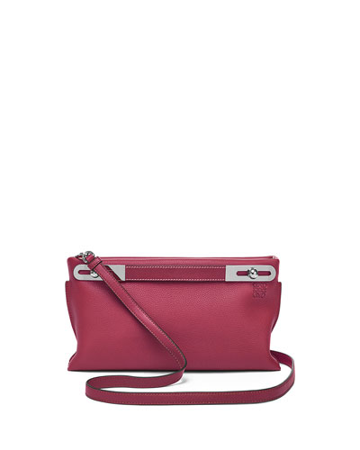 Missy Small Soft Leather Crossbody Bag