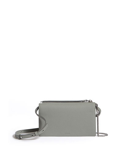 2844f8a66519ae Quick Look. AllSaints · Fetch Chain Wallet Crossbody Bag