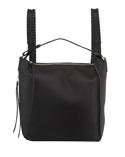 Kita Small Whipstitched Backpack