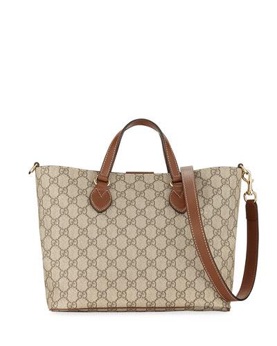 cf59285d512 Leather Neutral Handbag | Neiman Marcus