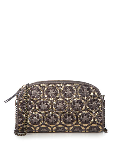 a4d1b10ad55 Quick Look. Eric Javits · Gilda Woven Embellished Shoulder Bag. Available  in Gold