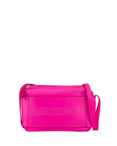 Belle Smooth Leather Camera Bag