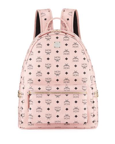 Stark Medium Canvas Backpack