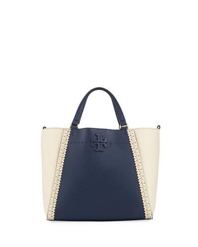 McGraw Brogue Small Carryall Tote Bag