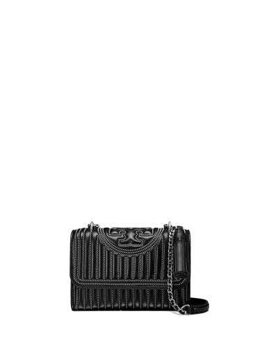Fleming Small Convertible Mini-Stud Shoulder Bag