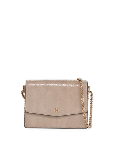 424b42d279 Leather Taupe Shoulder Bag