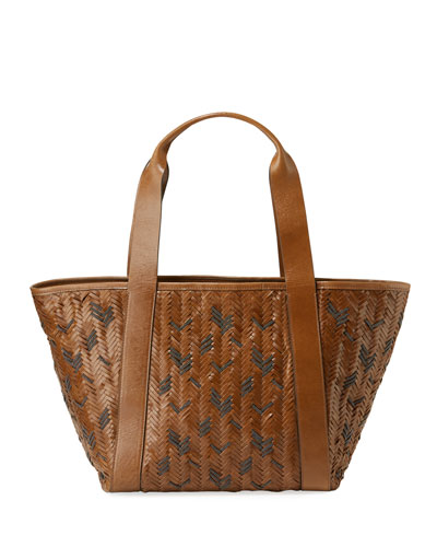 Leather Tote Bag   Neiman Marcus b9b9b7fa81